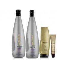 Aneethun Kit Profissional Blond System 4 un