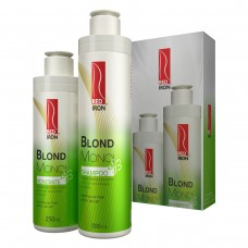 Red Iron Kit Blond Monoi 2 un