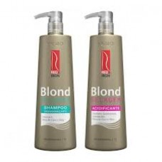 Red Iron Kit Blond Selagem 2 un